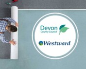 Approved Flooring Contractor for Devon County Council and Westward Housing Group