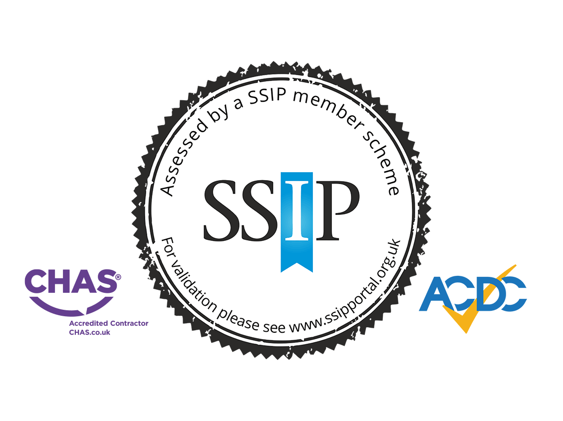 SSIP Accredited Flooring Contractor